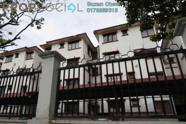 For Sale Townhouse at Villa OUG, Old Klang Road Freehold Semi Furnished 5R/3B 520k