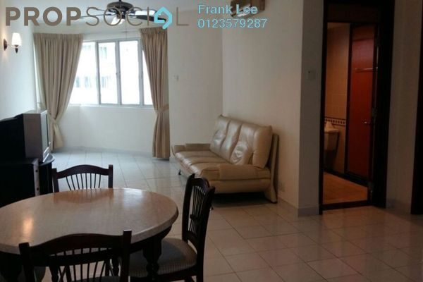 For Rent Condominium at Riana Green, Tropicana Leasehold Fully Furnished 1R/1B 1.6k
