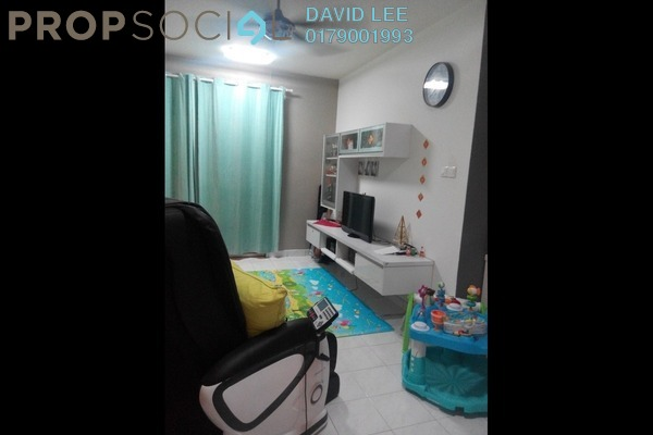 For Rent Condominium at Menara Damansara, Bandar Sri Damansara Freehold Semi Furnished 3R/2B 1.4k