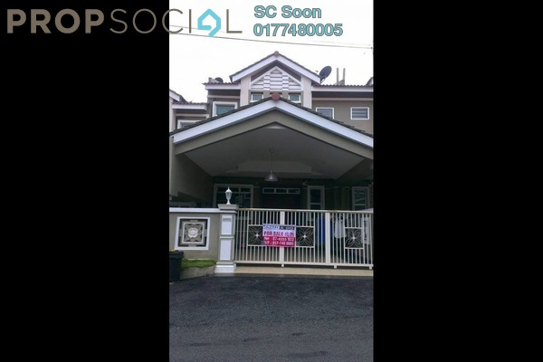 For Sale Terrace at Taman Banang Ria, Batu Pahat Freehold Unfurnished 3R/3B 350.0千