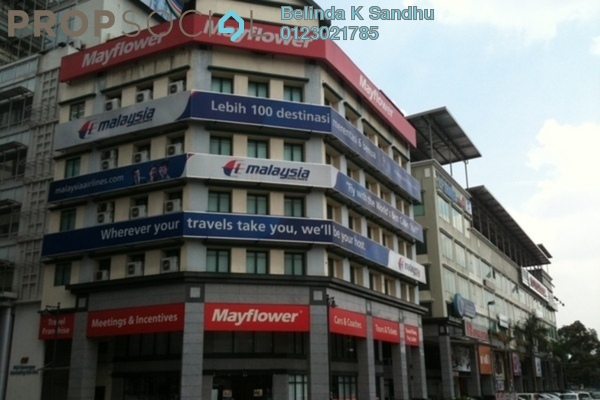 For Rent Office at Fraser Business Park, Sungai Besi Freehold Semi Furnished 0R/0B 3.5k
