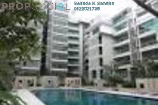 For Sale Condominium at Sastra U-Thant, Ampang Hilir Freehold Semi Furnished 4R/3B 2.97m