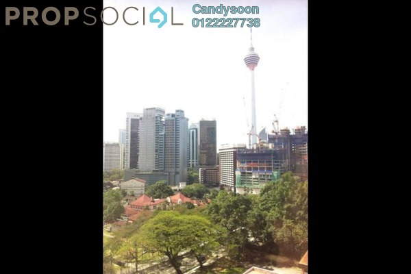 For Sale Office at Plaza 138, KLCC Freehold Semi Furnished 0R/0B 700k