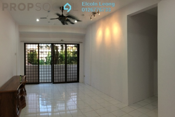 For Rent Condominium at Evergreen Park, Bandar Sungai Long Freehold Semi Furnished 3R/2B 1.3k