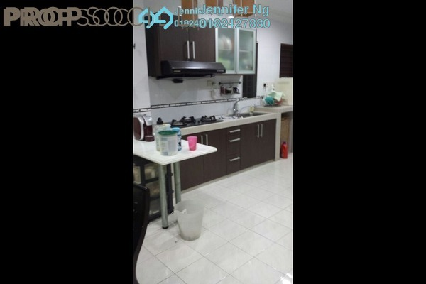 For Sale Terrace at Setia Impian, Setia Alam Freehold Semi Furnished 4R/3B 990k