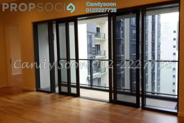 For Sale Condominium at St Mary Residences, KLCC Freehold Semi Furnished 3R/3B 2.42m