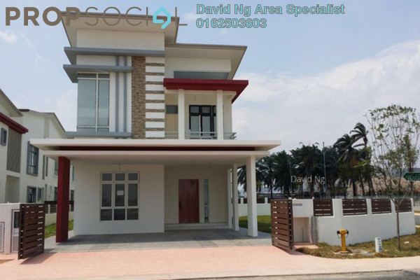 For Sale Bungalow at Casa Idaman, Jalan Ipoh Leasehold Unfurnished 6R/6B 1.9m