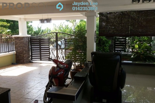 For Sale Terrace at Garden City Homes, Seremban 2 Freehold Fully Furnished 4R/3B 639k