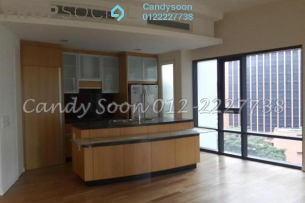 For Sale Condominium at St Mary Residences, KLCC Freehold Semi Furnished 1R/1B 1.6m