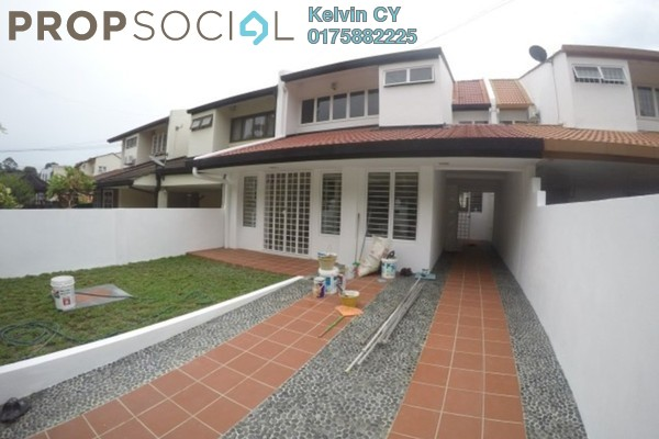 For Rent Terrace at Bangsar Peak, Bangsar Freehold Semi Furnished 4R/4B 4k