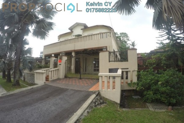 For Sale Bungalow at Bangsar Peak, Bangsar Freehold Semi Furnished 5R/6B 6.3m
