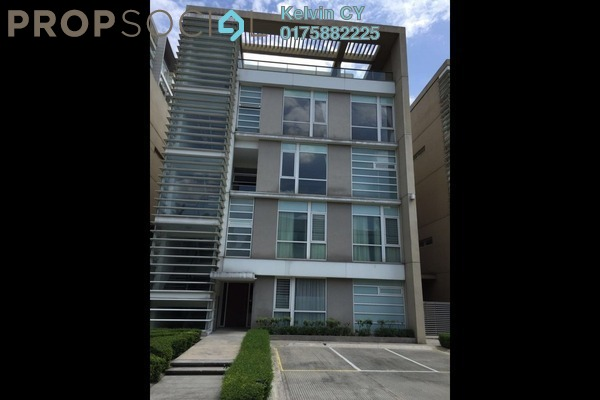 For Rent Condominium at One Menerung, Bangsar Freehold Semi Furnished 6R/7B 20k