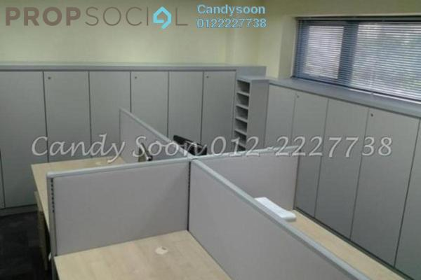 For Sale Office at Plaza 138, KLCC Freehold Fully Furnished 0R/0B 3m