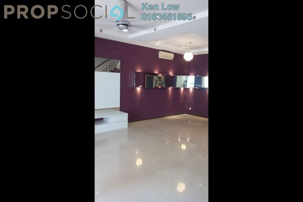 For Sale Terrace at Sunway SPK Damansara, Kepong Freehold Semi Furnished 5R/4B 1.75m