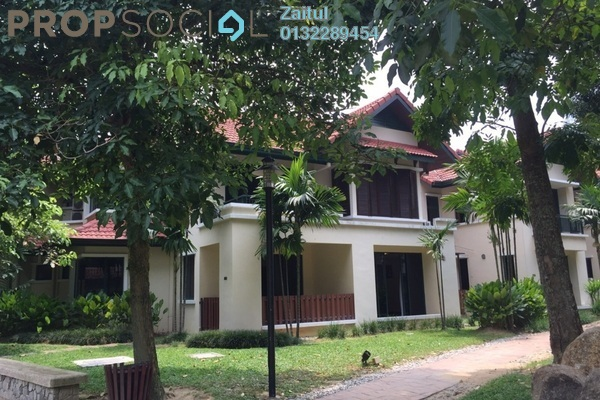 For Sale Terrace at Nadia, Desa ParkCity Freehold Fully Furnished 5R/5B 2.8m