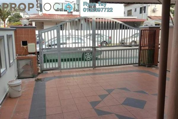 For Sale Terrace at Taman Sentosa, Kajang Freehold Semi Furnished 4R/3B 399k