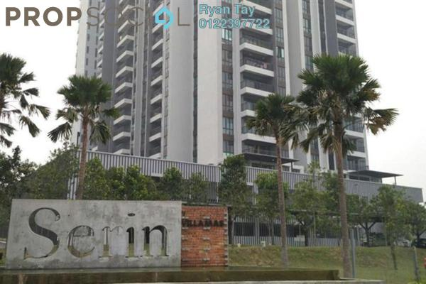 For Sale Condominium at Serin Residency, Cyberjaya Freehold Semi Furnished 4R/3B 720k