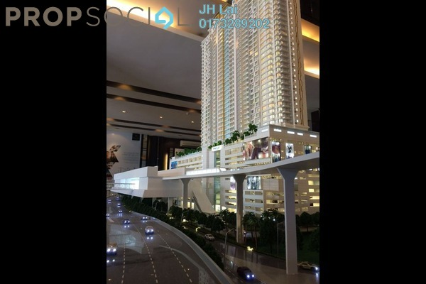 For Sale Serviced Residence at Saville @ Cheras, Cheras South Freehold Unfurnished 3R/2B 810k