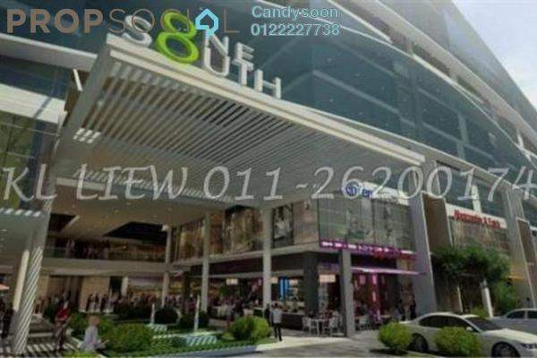 For Sale Serviced Residence at Parc @ One South, Seri Kembangan Leasehold Semi Furnished 3R/2B 599k