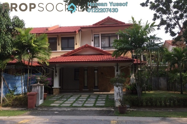 For Sale Semi-Detached at Glenmarie Cove, Port Klang Freehold Semi Furnished 4R/4B 1.2百万