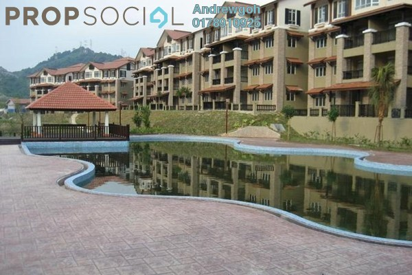 For Rent Condominium at Palm Spring, Kota Damansara Freehold Semi Furnished 3R/2B 1.5k