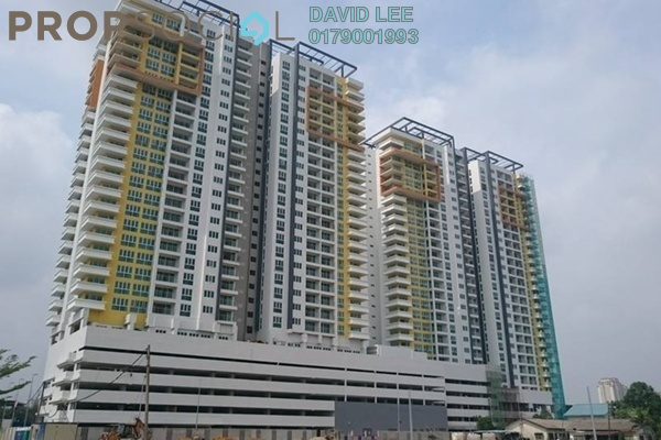 For Sale Condominium at Bayu Sentul, Sentul Freehold Unfurnished 3R/2B 650k