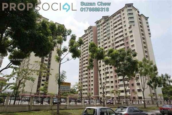 For Rent Condominium at Bayu Tasik 2, Bandar Sri Permaisuri Leasehold Fully Furnished 5R/2B 1.8k