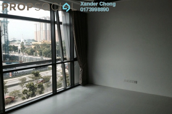 For Rent Condominium at The Capers, Sentul Freehold Semi Furnished 3R/3B 2.6k
