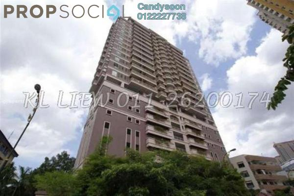 For Sale Serviced Residence at Casa Mutiara, Pudu Freehold Fully Furnished 2R/1B 439k