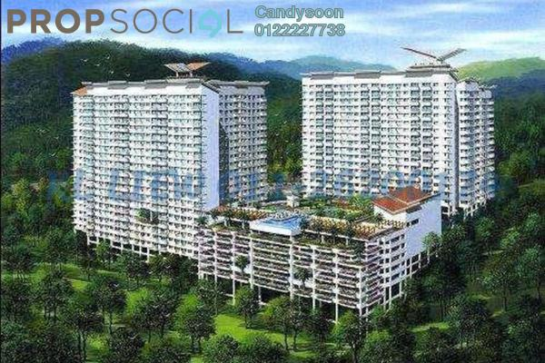 For Sale Condominium at Monte Bayu, Cheras Leasehold Semi Furnished 3R/2B 435k