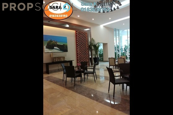 For Sale Duplex at Armanee Terrace II, Damansara Perdana Leasehold Unfurnished 4R/4B 1.1m