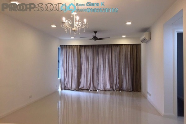 For Rent Condominium at The Westside Two, Desa ParkCity Freehold Semi Furnished 3R/3B 3.5k