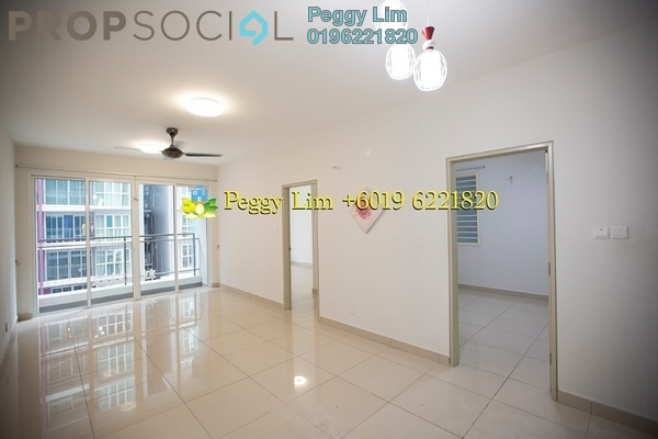 For Rent Condominium at Pacific Place, Ara Damansara Leasehold Semi Furnished 2R/2B 1.55k