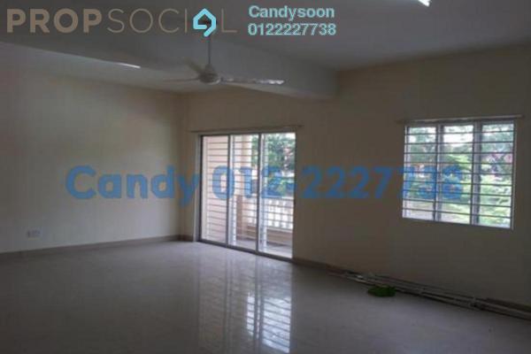 For Sale Townhouse at Sommerset Close, Bandar Sri Permaisuri Leasehold Semi Furnished 4R/4B 750k