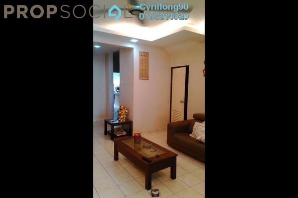 For Sale Terrace at PP 3, Taman Putra Prima Freehold Unfurnished 4R/3B 600k