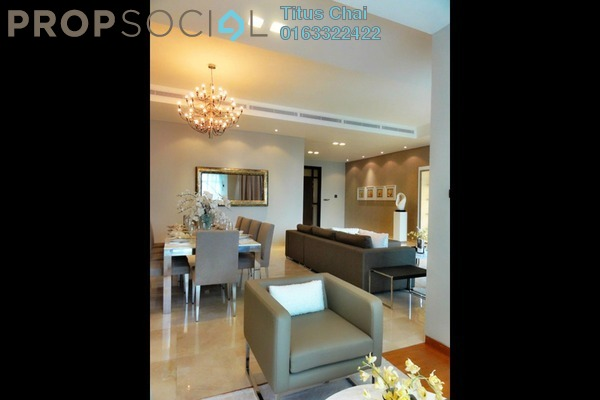 For Rent Condominium at The Pearl, KLCC Freehold Fully Furnished 3R/5B 15k