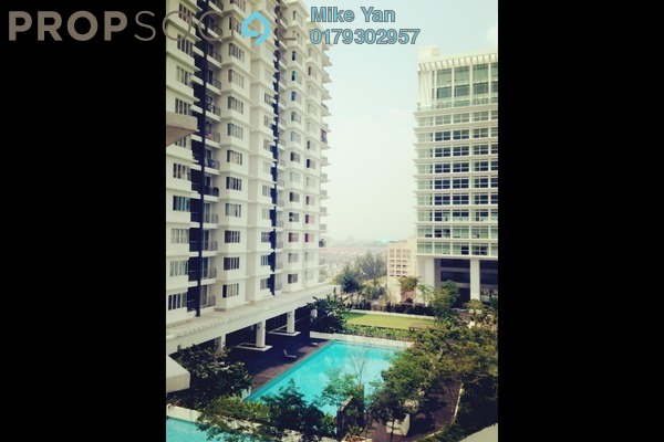 For Sale Serviced Residence at TTDI Adina, Shah Alam Freehold Unfurnished 3R/2B 550k