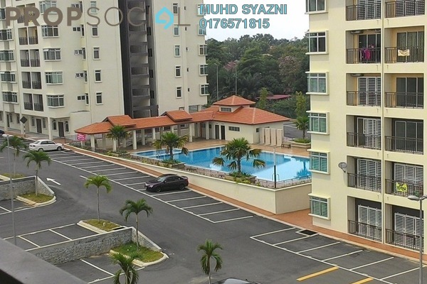 For Rent Apartment at Bandar Puncak Alam, Kuala Selangor Freehold Unfurnished 3R/2B 800translationmissing:en.pricing.unit