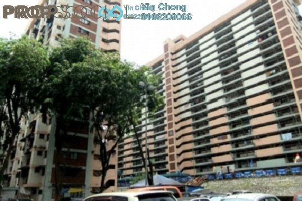 For Rent Apartment at Sri Sabah Apartment, Cheras Freehold Fully Furnished 2R/1B 800translationmissing:en.pricing.unit