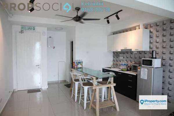 For Sale SoHo/Studio at The Scott Soho, Old Klang Road Freehold Fully Furnished 1R/2B 430k