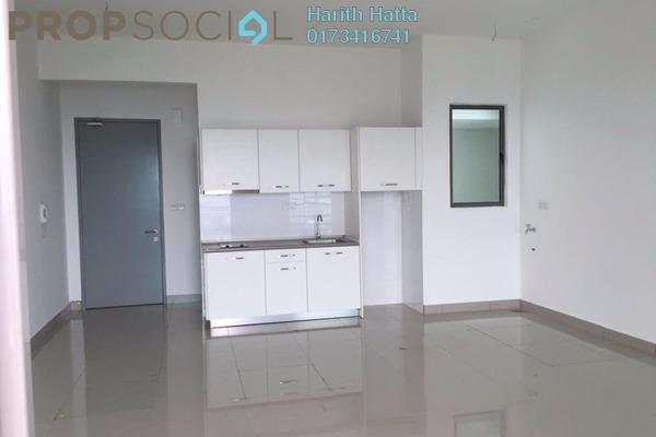 For Sale Condominium at CyberSquare, Cyberjaya Freehold Semi Furnished 1R/1B 257k