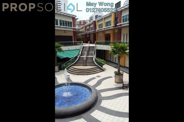 For Rent Office at Plaza Glomac, Kelana Jaya Freehold Semi Furnished 0R/0B 3k