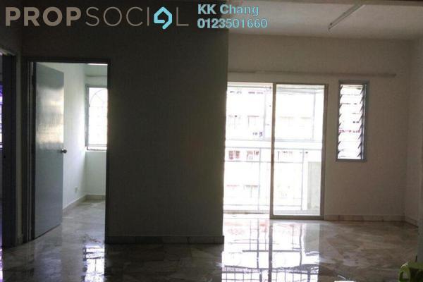 For Rent Apartment at Sri Anggerik 2, Bandar Kinrara Freehold Unfurnished 3R/2B 750translationmissing:en.pricing.unit