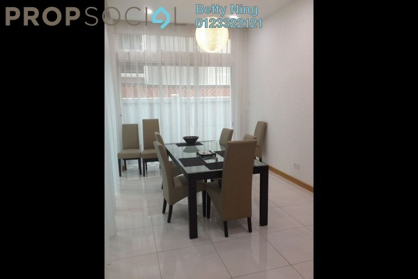 For Rent Semi-Detached at Tropicana Danga Cove, Bandar Baru Permas Jaya Freehold Semi Furnished 6R/7B 14k