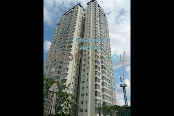 For Sale Condominium at The Tamarind, Sentul Freehold Fully Furnished 3R/2B 650k