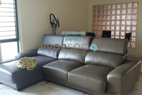 For Rent Condominium at Sang Suria, Sentul Freehold Fully Furnished 3R/2B 2.1k