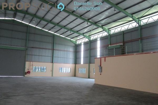 For Rent Factory at Taman Meru Indah, Meru Freehold Semi Furnished 0R/3B 25k