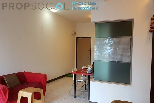 For Sale SoHo/Studio at Ritze Perdana 1, Damansara Perdana Leasehold Fully Furnished 1R/1B 280k