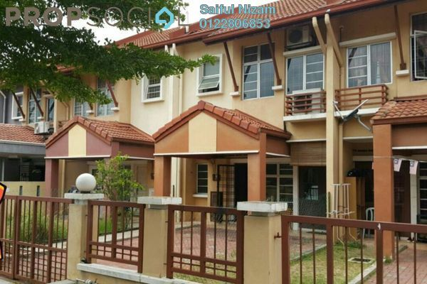 For Rent Terrace at Taman Pinggiran USJ, Subang Jaya Freehold Semi Furnished 4R/3B 1.45k