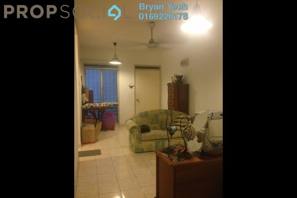 For Rent Apartment at Enggang Apartment, Bandar Kinrara Freehold Semi Furnished 3R/2B 900translationmissing:en.pricing.unit